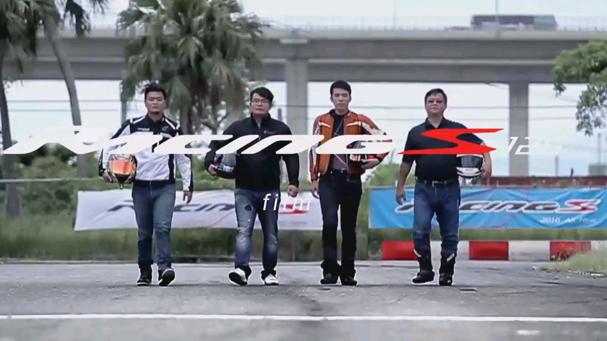 [達人專欄] KYMCO Racing S 125 – 媒體聯合評測影片