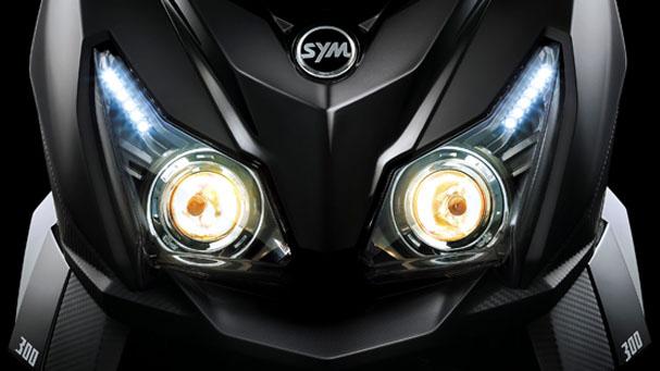 [IN新聞] 19.6萬!SYM CRUiSYM 300預售展開