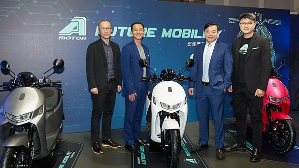 [IN新聞] 宏佳騰首款智慧電車 Ai-1 Sport發表亮相