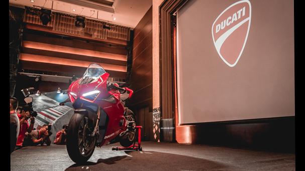 [IN新聞] Ducati Panigale V4R 隆重抵台