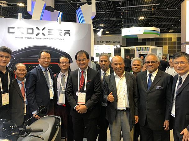 [IN新聞] 宏佳騰CROXERA智慧儀表,參展新加坡ITS世界大會
