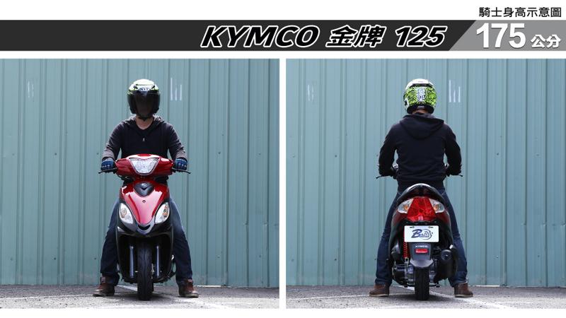 proimages/IN購車指南/IN文章圖庫/KYMCO/K金牌_125/金牌_125-05-1.jpg