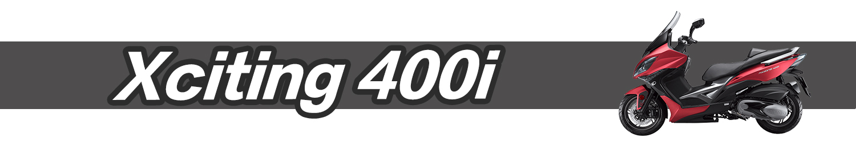 Xciting 400i