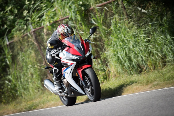 [IN新聞] HONDA CBR 500R台灣媒體試駕會