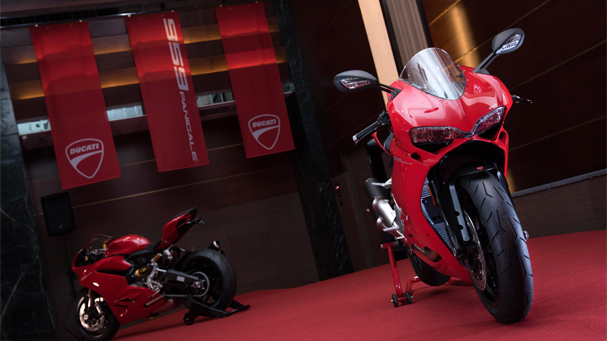 [IN新聞] DUCATI XDiavel & 959 Panigale 台灣發表會