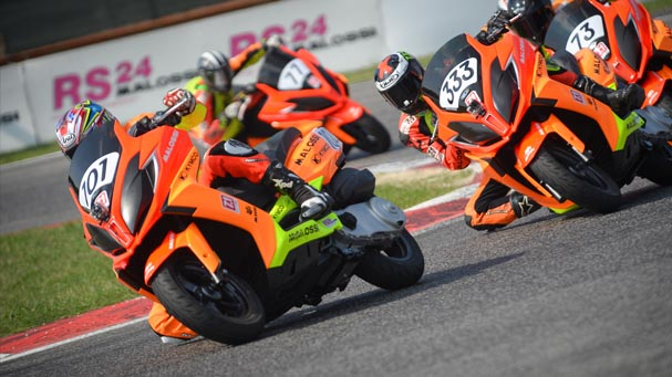 [IN新聞] 世界大戰!2016 World Malossi Day Cup x KYMCO EVENT