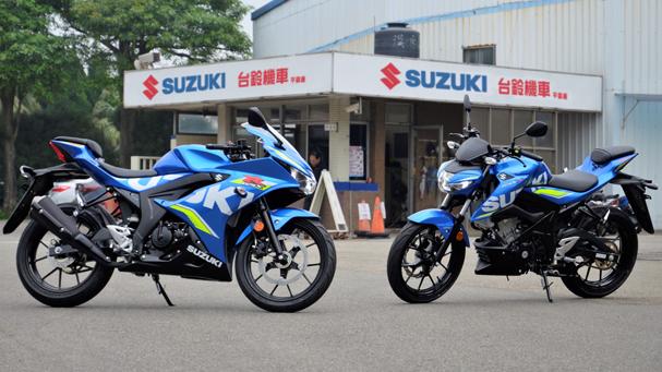 [IN新聞] 輕檔風潮再起!SUZUKI GSX-R150 / S150預告引進