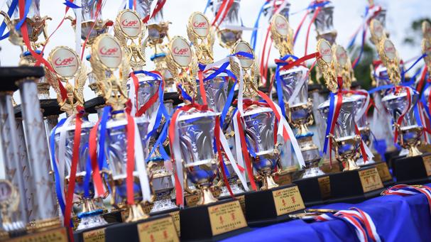 [IN新聞] 熱血開戰!2017 UCRR大專盃-夏季賽