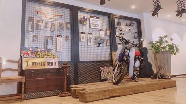 [IN新聞]「Shop in Shop」 Honda小型二輪專屬展示區登場
