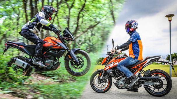 [IN新聞] 攻佔中小排量 KTM 390 Adventure/ 250 Duke 正式發表