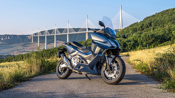 [IN新聞] Honda Motorcycle 2021 FORZA750 46.8萬早鳥預接開跑