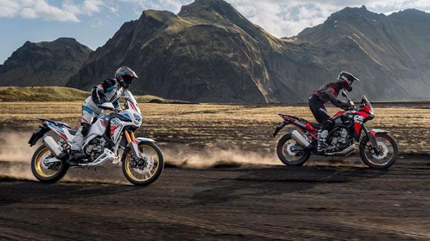 [IN新聞] Honda Motorcycle 2022年式 AFRICA TWIN / AFRICA TWIN ADVENTURE SPORTS 磅礡發表