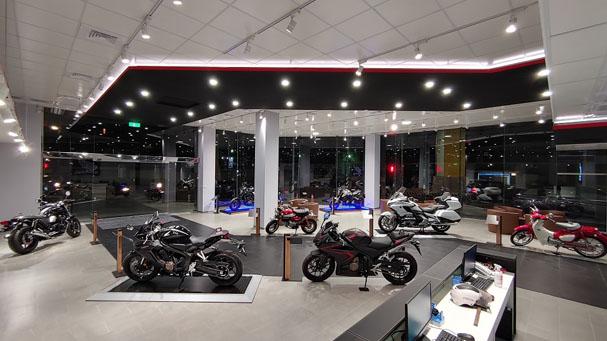 [IN新聞] Honda Motorcycle Chungher / Hsinchu 全新據點開始營運